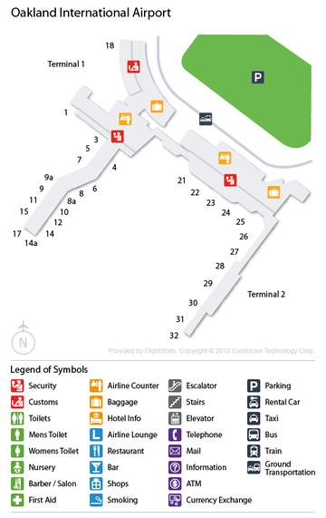 Rental Car Deals At Oakland Airport