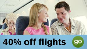 Flights save up to $100