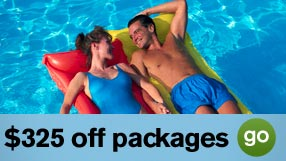 Vacation Packages save up to $200