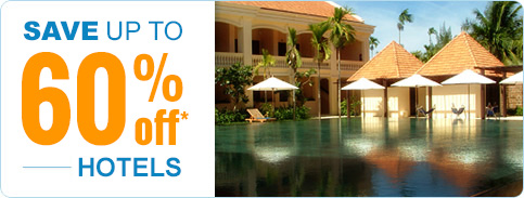 Save up to 60% off Hotels - Find deals just like these:
