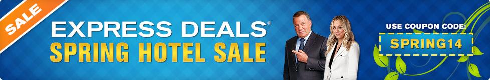 Priceline express deals coupon code