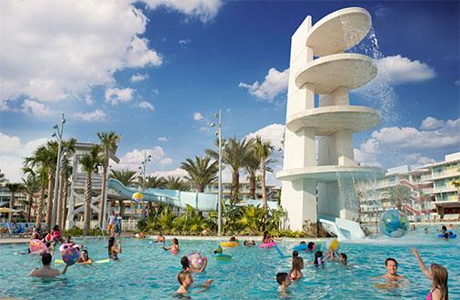 Loews Shire Falls Resort At Universal Orlando Preferred Hotel