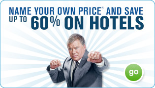 name your own price save up to 60% on  hotels