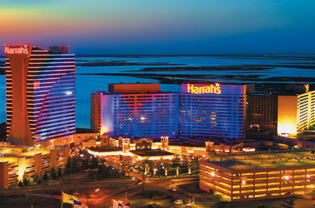 Harrahs casino atlantic city phone number