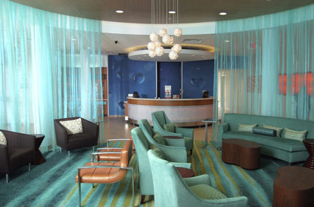 Residence inn springhill suites by marriott chicago for Springhill designs