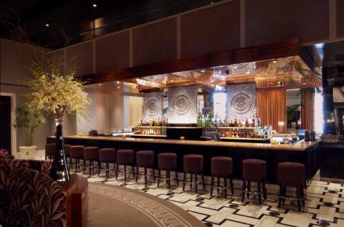 restaurants trump hotel vegas