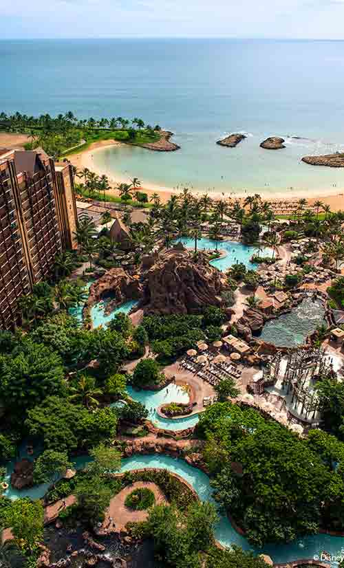Aulani A Disney Resort And Spa Kapolei HI United