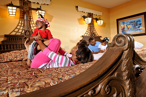 Disney S Caribbean Beach Resort Hotel Lake Buena Vista