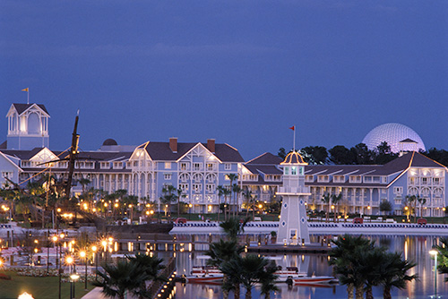 Disney S Beach Club Resort Hotel Lake Buena Vista