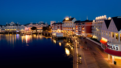 Disney's Boardwalk Inn - Orlando, FL 32821