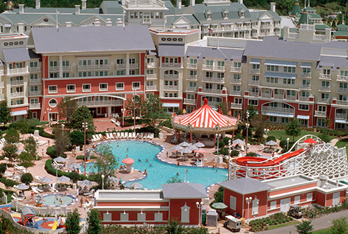 Disneys boardwalk villas orlando fl united states overview disneys boardwalk villas sciox Image collections