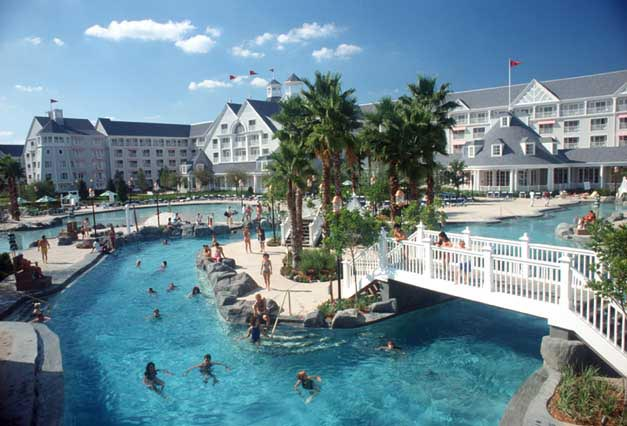 Disney S Yacht Club Resort Orlando Fl United States