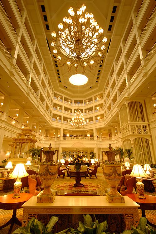 Disney S Grand Floridian Resort Amp Spa Lake Buena Vista