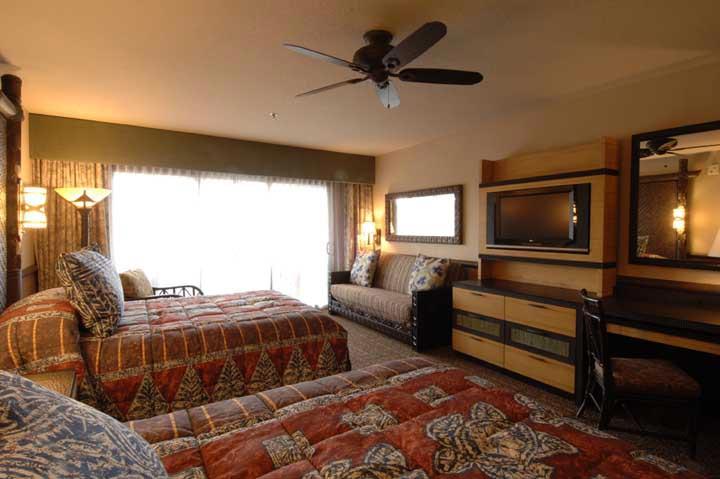 Disney S Polynesian Village Resort Orlando Fl United