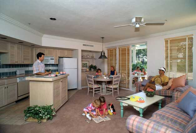 Disney 39 s old key west resort orlando fl united states - 2 bedroom villas near disney world ...