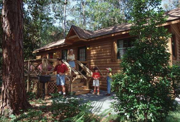 Disney 39 S Fort Wilderness Resort Campground Lake Buena