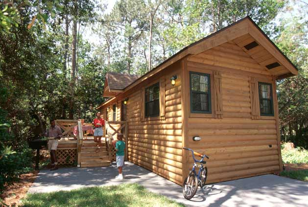 the cabins at disney 39 s fort wilderness resort orlando fl