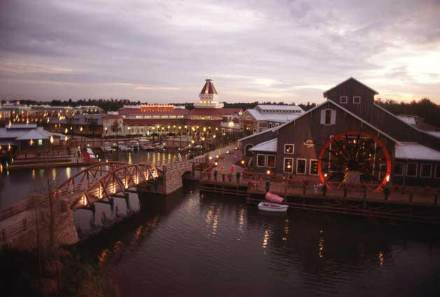 Disney 39 s port orleans resort riverside orlando fl for Hotel porte orleans